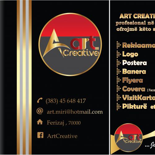 ArtCreative Brochure