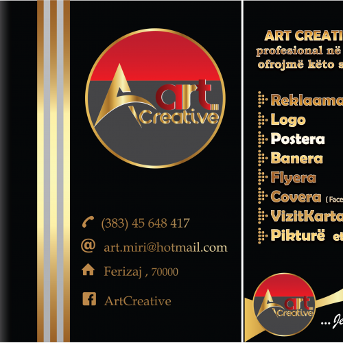 ArtCreative Brochure