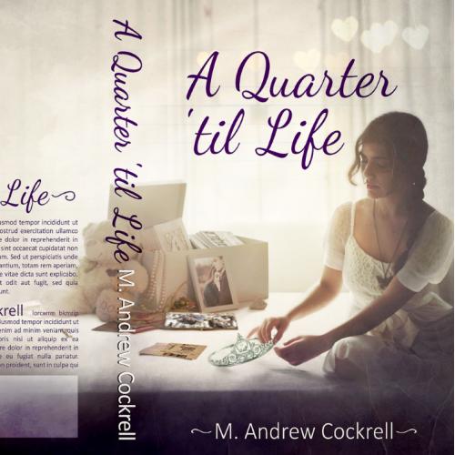 Book cover: A Quarter 'til Life