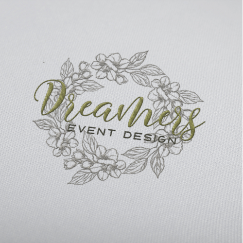Dreamers Event Design Logo