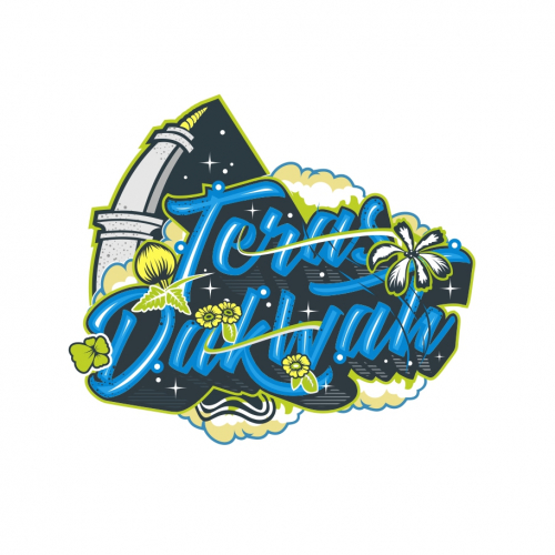 Typography Teras Dakwah