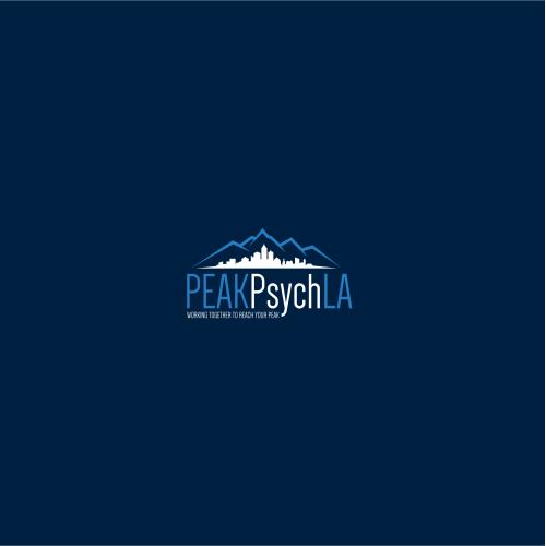 PeakPsychLA Logo