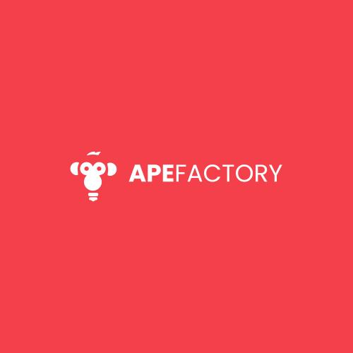 Lamp Factory logo concept