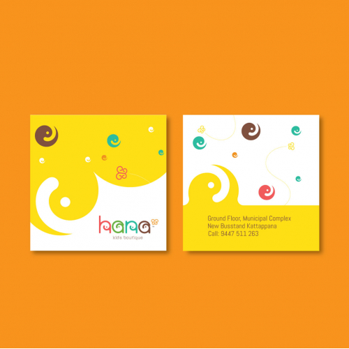 Kids Boutique Branding
