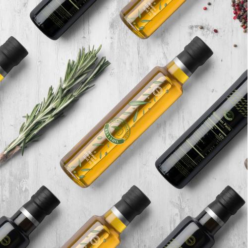 Olive Oil Package Design