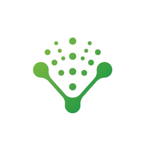 Vitrum Logo Design