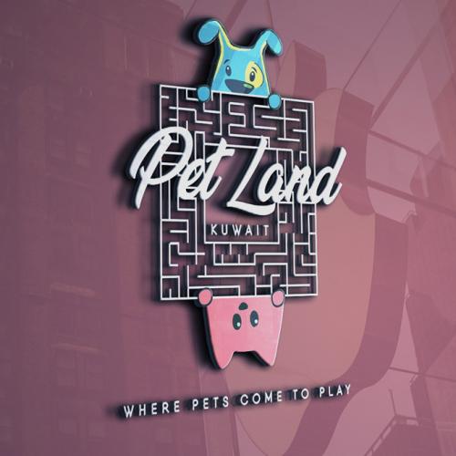 Logo Design for Pet Land