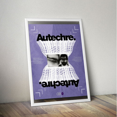 Poster for Autechre