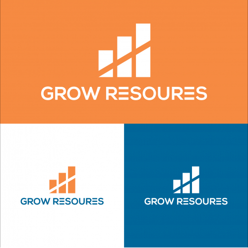 Business Growth Logo Design