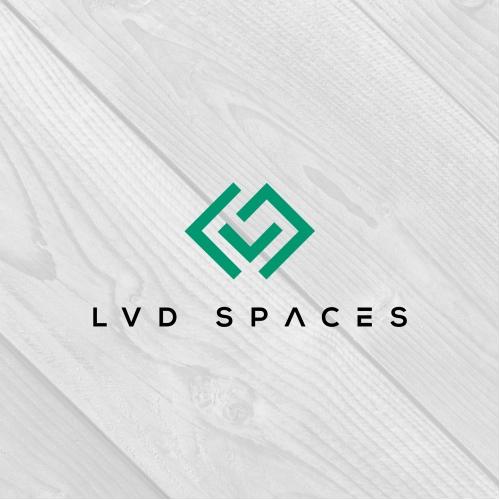 LVD Spaces Logo Design
