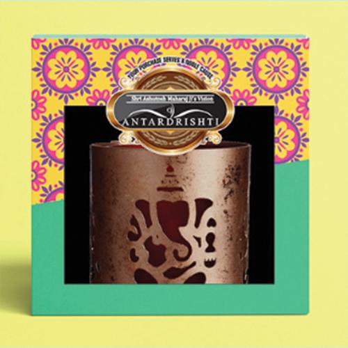 Packaging Design for Antardrishti