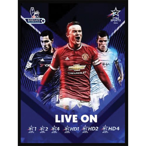 Mailers for Star Sports
