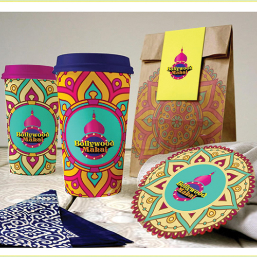Packaging Design for Bollywood Dreams