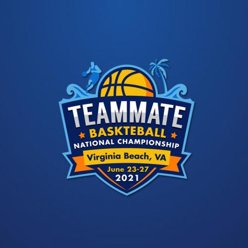 Teammate Basketball logo
