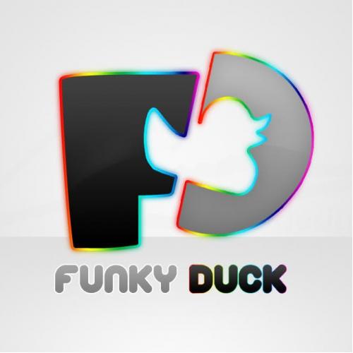 Funky Duck Logo