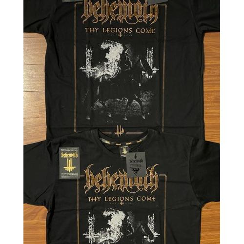 Metal T-shirt Design Monster