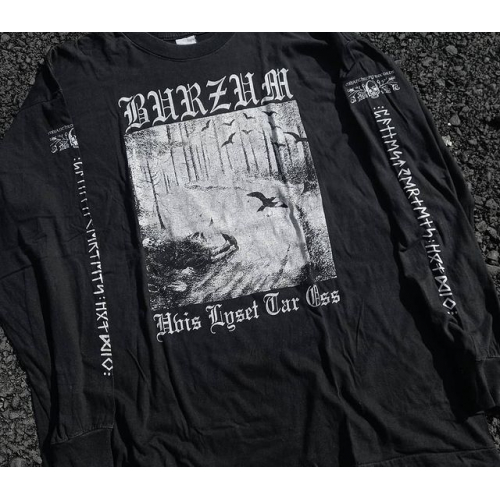 Metal T-shirt Design Monster and Vintage