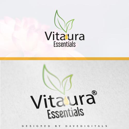 Vitaura Essential Logo