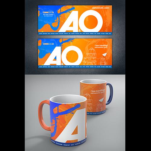Mug design for A