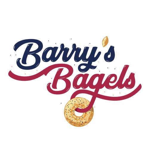 Logo for a Bagel Shop