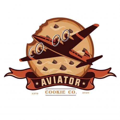Logo for a cookie company