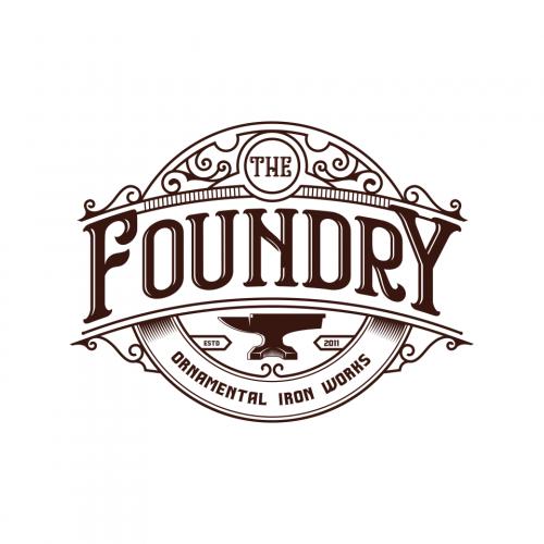 Logo design for a Iron workshop