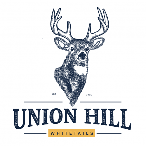 Logo for a Deer breeding program