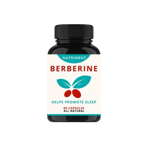 Berberine - Label