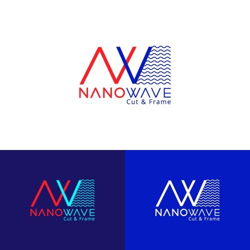 NanoWave - logo