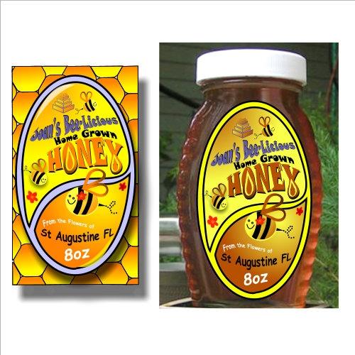 Honey lable