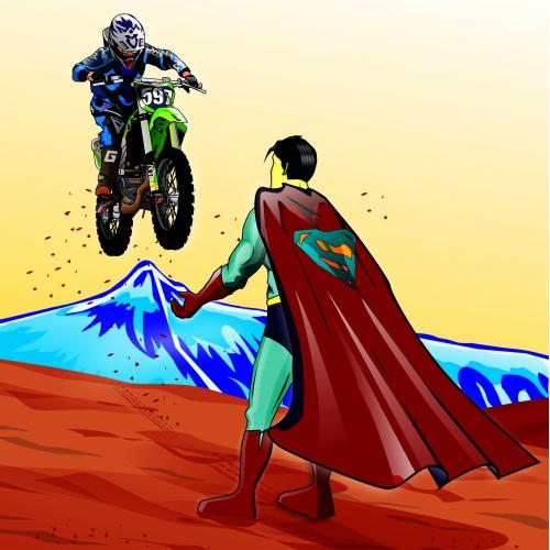 Superman hacks