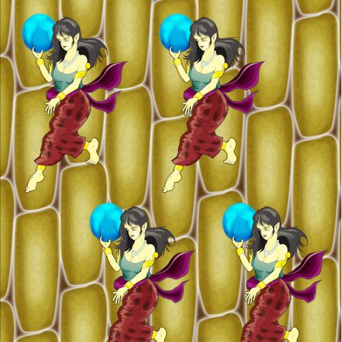 goddess pattern