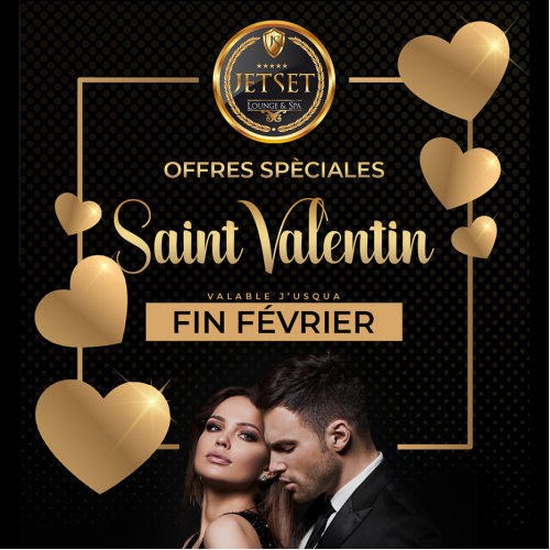Saint Valentin Flyer