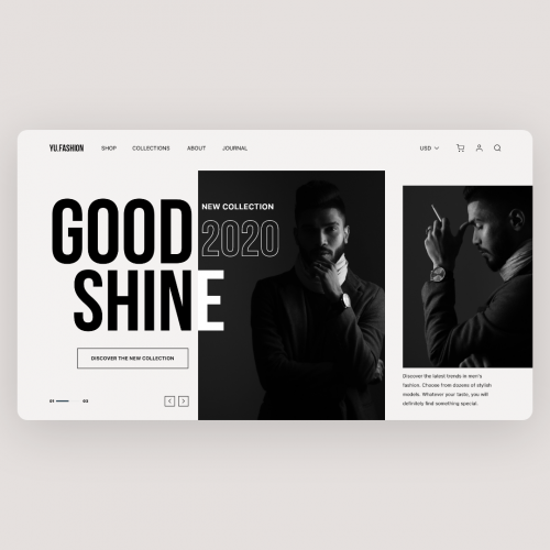 Feshion Web Design