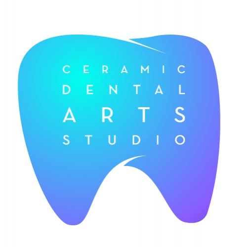 Ceramic Dental Arts Logo design