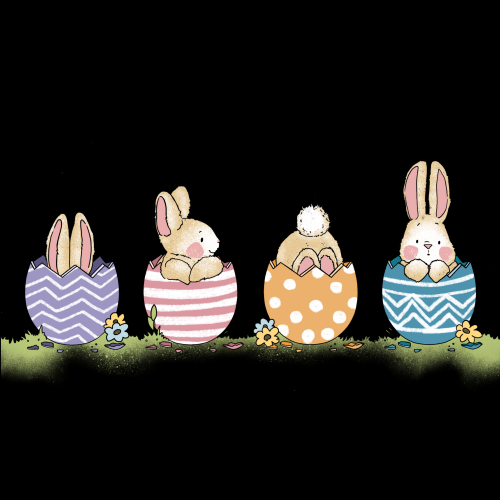 Hatching Easter Eggs