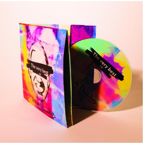 Album packaging concept