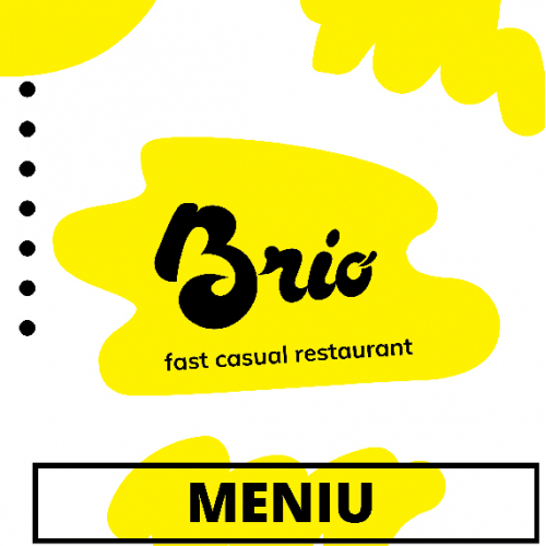 Restaurant logo and identity