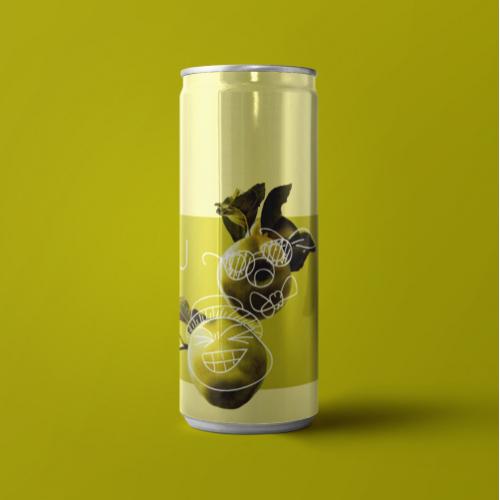Cider label 2