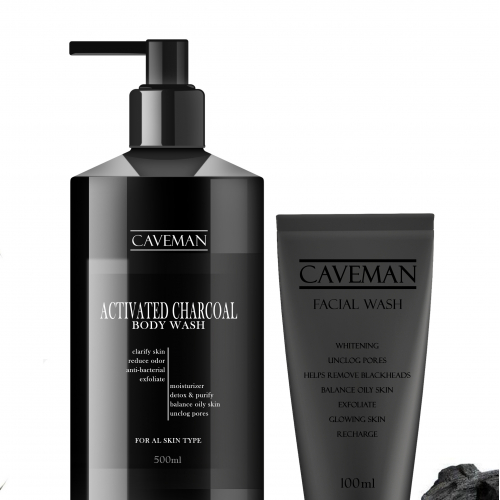 caveman activated charcoal