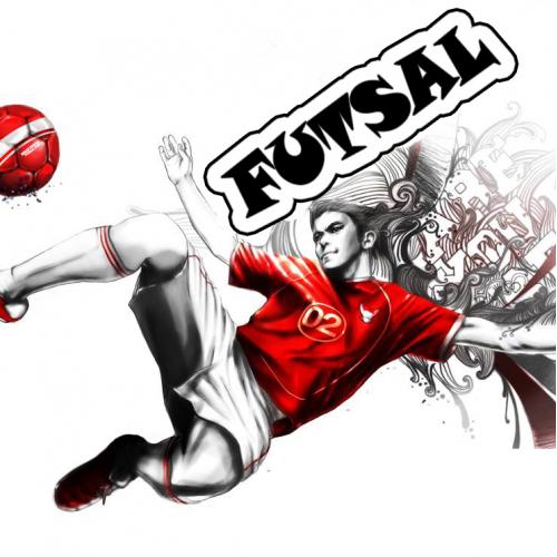 poster futsal