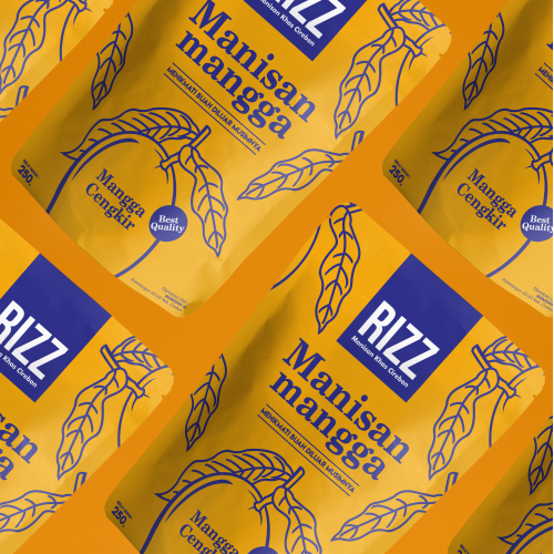 The RIZZ Stand up pouch