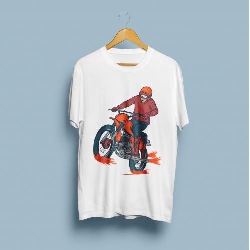 T Shirt Illustration