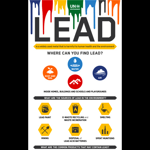 LEAD PAINT - UNEP