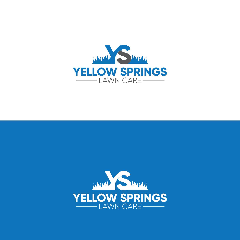 Yellow Spring lawn