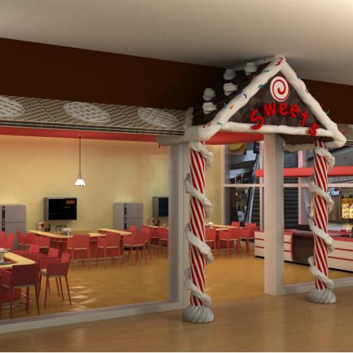 3D Interior Modelling