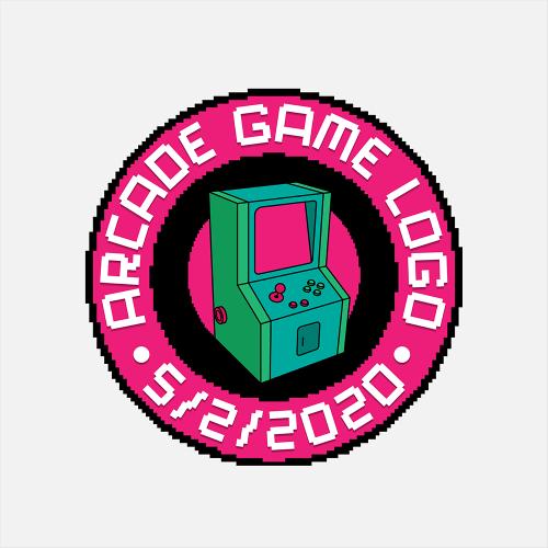 Archade Game Logo