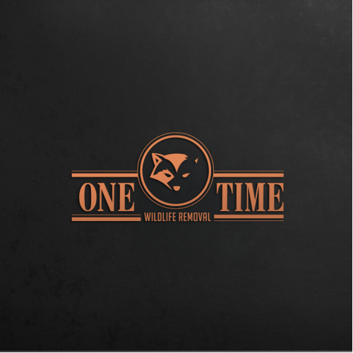 One Time Wildlife Removal Logo