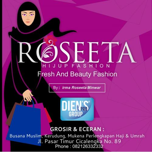Rosetta Hijup fashion