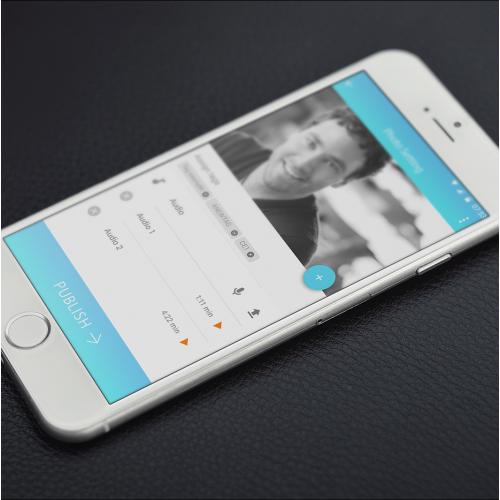 Social Media App: UI/UX Project
